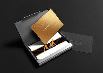 AJK Personal Logo